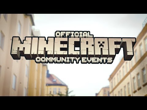 Minecraft presents: Official Minecraft Community Events!