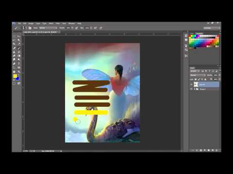 Photoshop Problems-Color picker selects Background color instead of Foreground