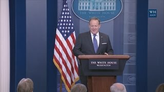 3/13/17: White House Press Briefing