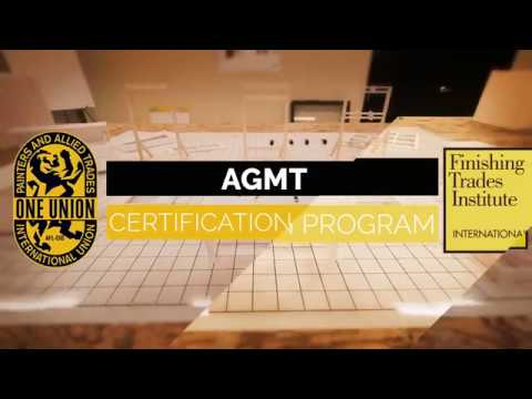 IUPAT Industry Spotlight - AGMT Glazing Certification