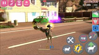 goat simulator: GoatZ -how to get voodoo goat ios android