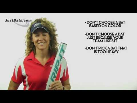 Mistakes to Avoid when Picking a Fastpitch Softball Bat - JustBats.com Buying Guide