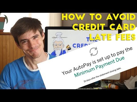 How to Always Pay Your Credit Card On Time (Account Alerts, Auto-pay)