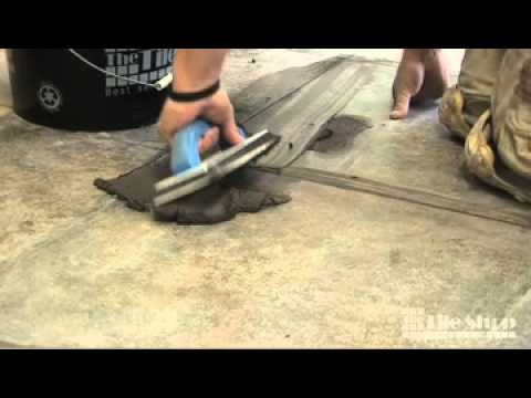 Learn How To Grout, Seal, & Clean Your Tile - Grout Install Guide