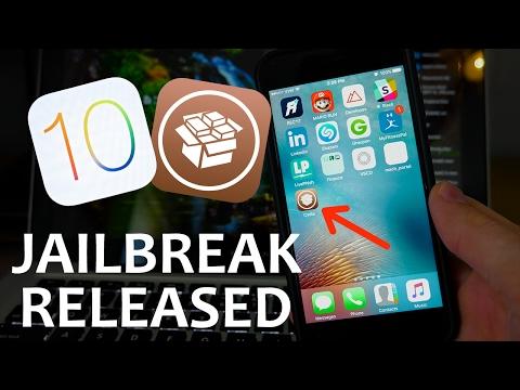 How to Jailbreak iOS 10.2 (Device Specific) - Cydia 10.1, 10.1.1, 10.2