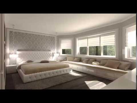 غرف نوم نيو كلاسيك New Classic sleeping rooms
