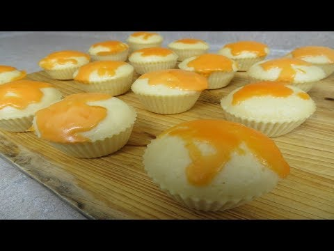 No Bake Cheese Cupcakes How To Make Steamed Cheese Cake Puto Recipe Filipino Style Pinoy Recipes