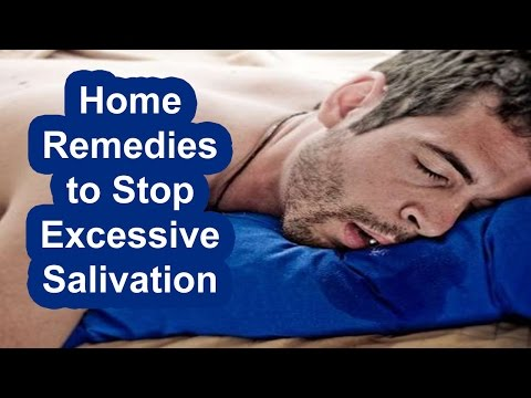 Home Remedies to Stop Excessive Salivation