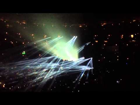 Swedish House Mafia - Don't You Worry Child - live in Chicago
