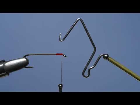 whip finish - fly tying for beginners