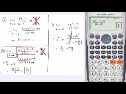 limits by calculator