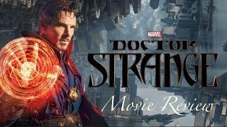 DOCTOR STRANGE MOVIE REVIEW!