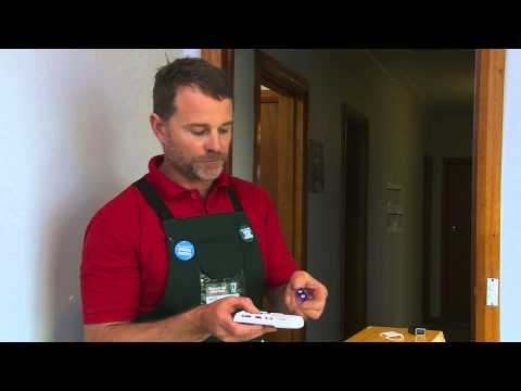 How To Change A Smoke Alarm Battery - DIY At Bunnings