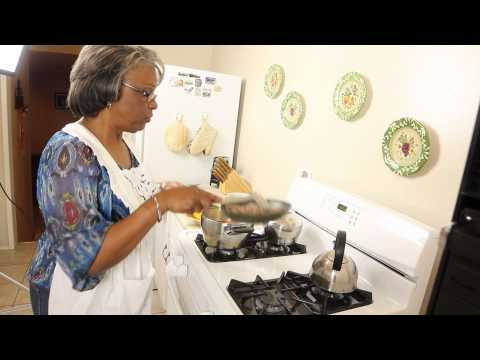 Marian's Kitchen Episode 2 Okra Corn & Tomatoes