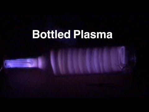 Plasma in a Bottle