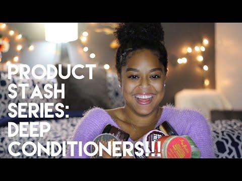 PRODUCT STASH | DEEP CONDITIONERS | Danielle Renée
