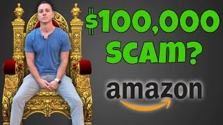 Kevin David's $100,000 Amazon Scheme!