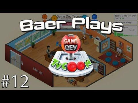 Baer Plays Game Dev Tycoon (Pt. 12) - MMO NINJA