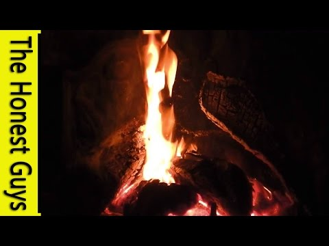 3 HOUR Fireplace (With Sound) Sleep, Insomnia, Study, Relaxation, Meditation