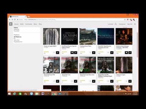 Skyrim SE: How Upload Your Mod To Bethesda.net Tutorial