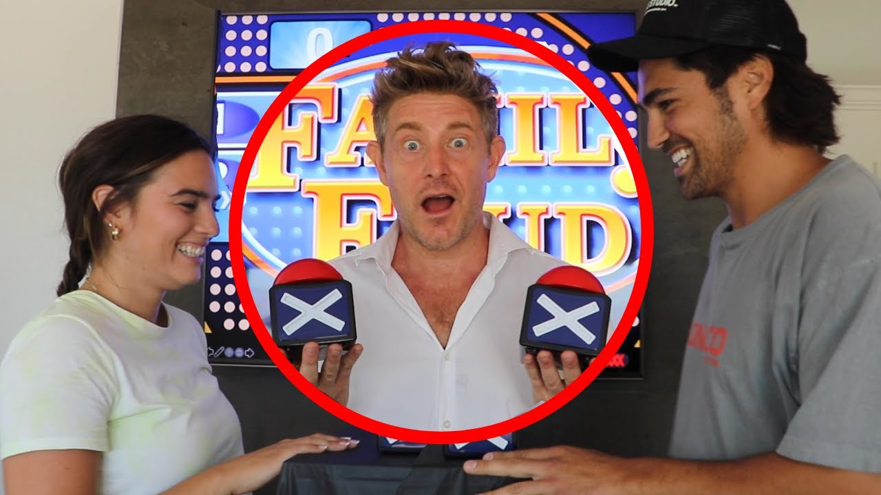VLOG SQUAD'S INTENSE GAME OF FAMILY FEUD!!