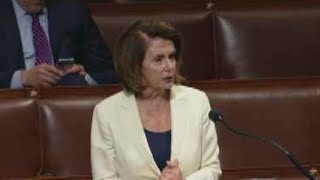 Nancy Pelosi pushes for DACA vote in record 8-hour speech