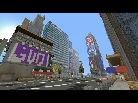 Minecraft Xbox One Economy Server Trailer