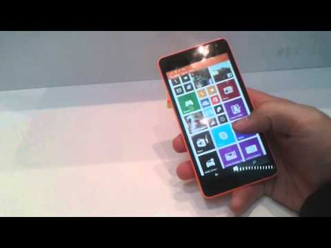 Microsoft Lumia 535 short review, contacts from android to windows