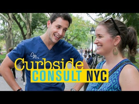 CURBSIDE CONSULT NYC | Ask Doctor Mike