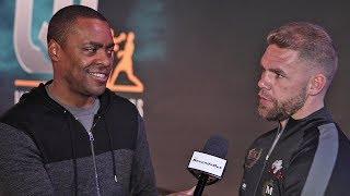 Billy Joe Saunders ANSWERS on DRUGS, Canelo BIAS & Tyson Fury MOVE!