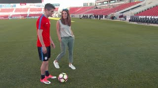 Can Christian Pulisic become the first U.S. soccer superstar?