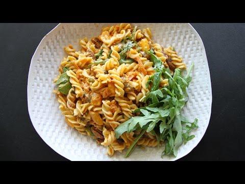 KOO creates the perfect pasta salad on Expresso