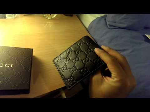 Gucci Wallet Overview
