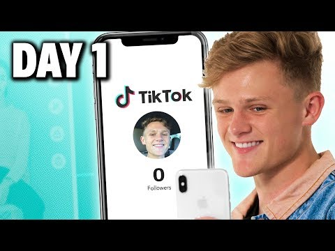 0 → 1M TikTok Followers - Episode 1
