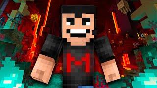 THE NEW NETHER UPDATE... | Minecraft - Part 9