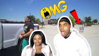 Real Life Trick Shots | Dude Perfect - COUPLES REACT