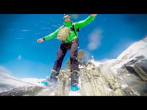 Ski-BASE Jump | Tim Howell