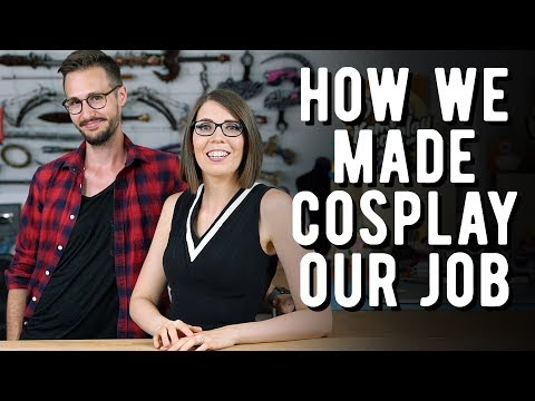 How we made Cosplay our Job