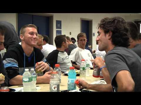 Inside UConn Soccer Training Camp