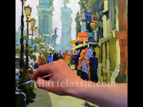 Oil Painting: Learn to Paint Fast, Alla Prima