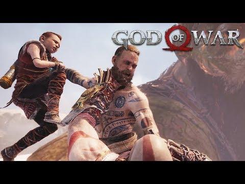 GOD OF WAR 4 All Endings - Ending & Final Boss Fight (GOD OF WAR ENDING)