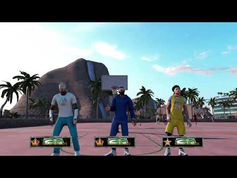 I am dead a sellout - NBA 2K16 m My Park