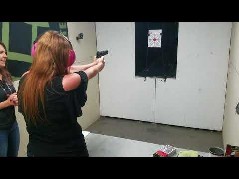 Shooting Fusion Firearms Bob Serva of Fusion Firearms Venice Florida