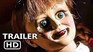 ANNABELLE 2 Official Trailer (2017) Horror Movie HD