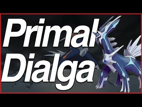 Primal Dialga (Remix) - Pokémon Mystery Dungeon 2