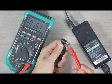 How To Test A Laptop Charger With A Multimeter | Without Multimeter | Laptop Not Turning On