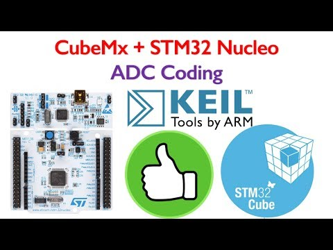 Stm32f0 Adc Example Code