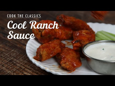 How to Make Ranch Sauce | MyRecipes