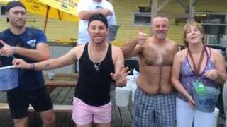 Coast 93.1 Ice Bucket Challenge To Strike Out Als!