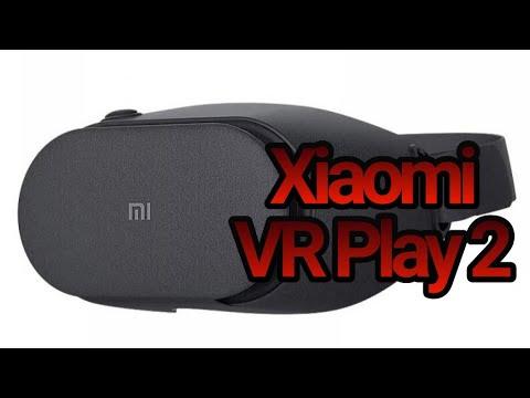 Xiaomi VR Play 2  очки виртуальной реальности +  джойстик